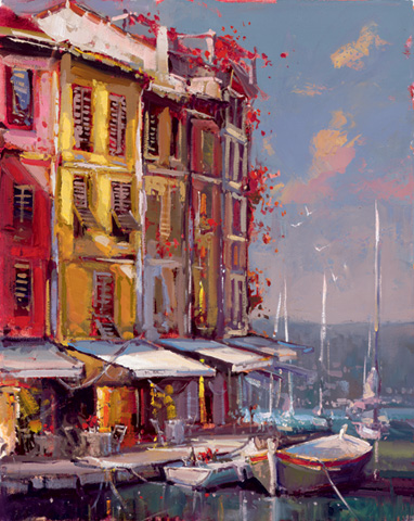 Steven Quartly Limited Edition Giclee - Riviera Light