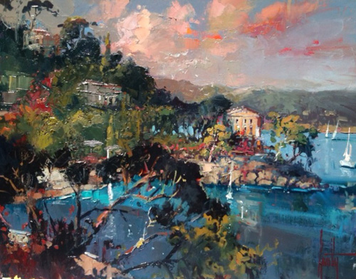 Steven Quartly - Timeless in Liguria