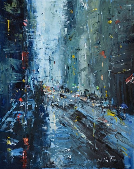 Wendy Norton  - Manhattan Storm Brewing