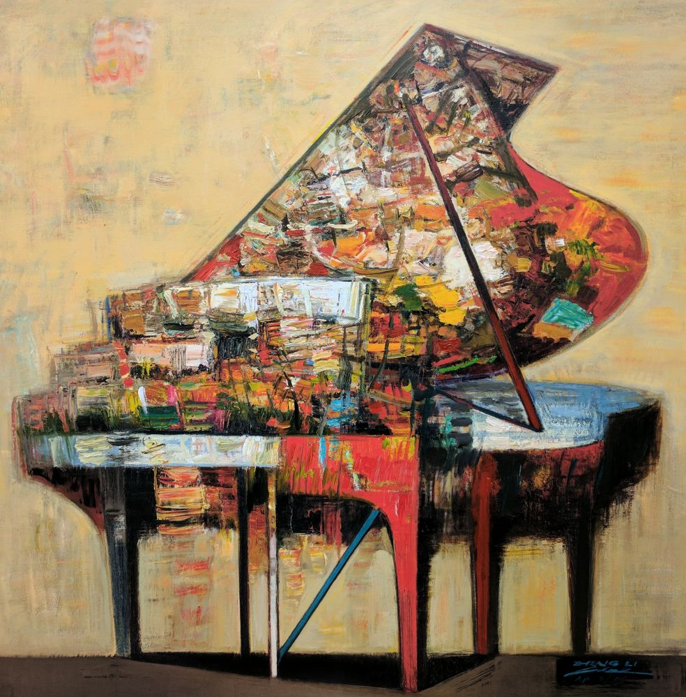 Zheng Li  - Piano Cream