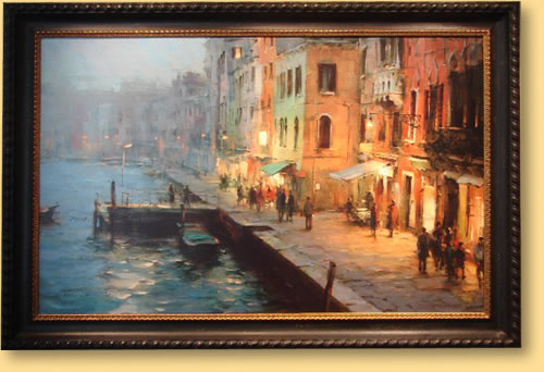 Dmitri Danish 2007 Gallery Event - Early Evening