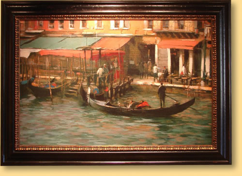 Dmitri Danish 2007 Gallery Event - Water Taxi