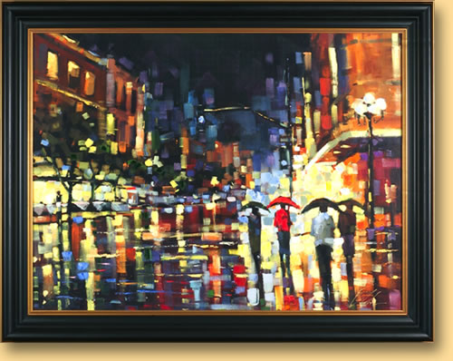"Event of the Year 2006 - ""Staccato Rain"" Michael Flohr"