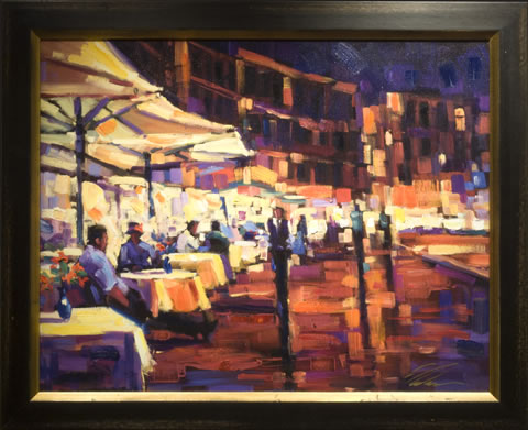 "Event of the Year 2006 - ""Cappuccino with Friends"" Michael Flohr"