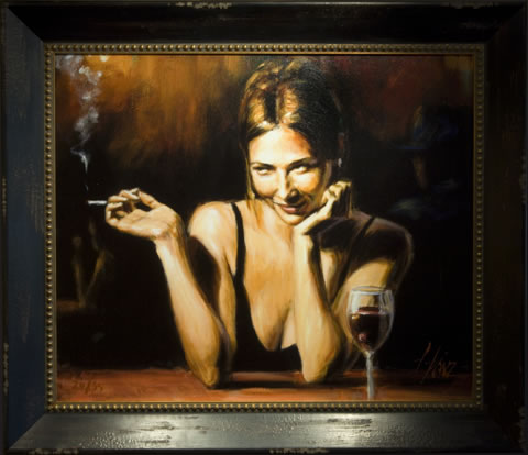 "Event of the Year 2006 - ""Selling Pleasures"" Fabian Perez"