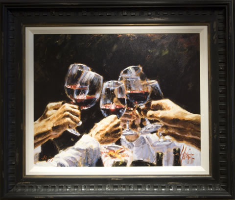 "Event of the Year 2006 - ""For a Better Life"" Fabian Perez"