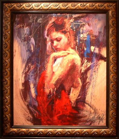 Henry Asencio 2007 Gallery Event - Adoration