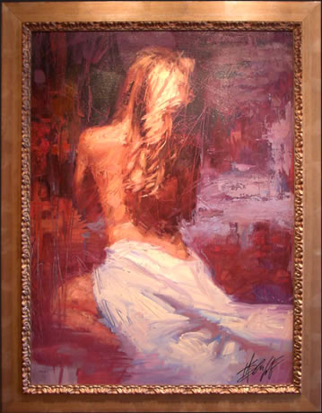 Henry Asencio 2007 Gallery Event - Dawn