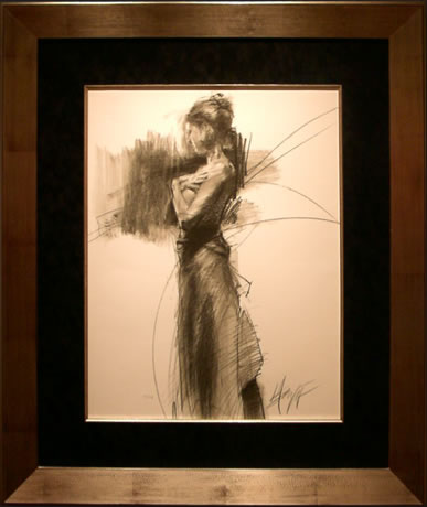 Henry Asencio 2007 Gallery Event - Evening Embrace