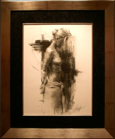 Henry Asencio 2007 Gallery Event - Morning Repose