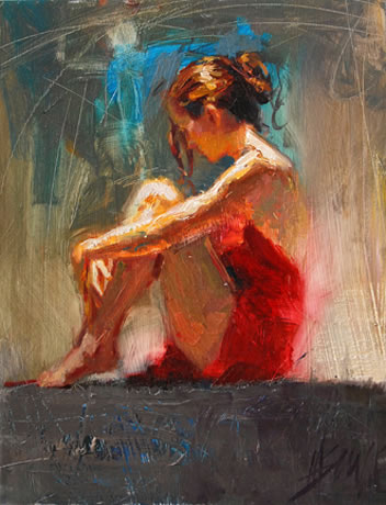 Henry Asencio 2007 Gallery Event - Quiet Sanctuary