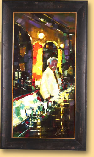 Michael Flohr 2003 Show - Fred