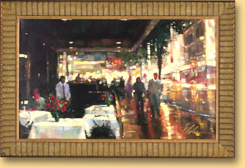 Michael Flohr 2003 Show - Night Life