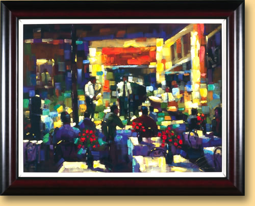 Michael Flohr 2003 Show - Martini & Jazz