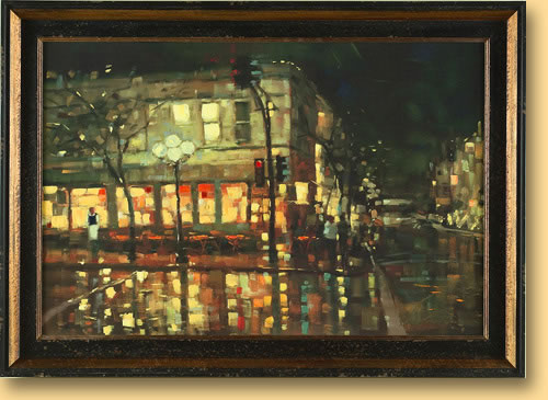 Michael Flohr Show 2005 - City Reflections