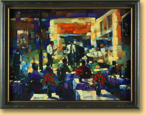 Michael Flohr Show 2005 - Martinis and Jazz