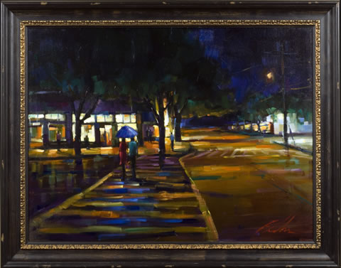 Michael Flohr 2006 Gallery Event - The Highlands