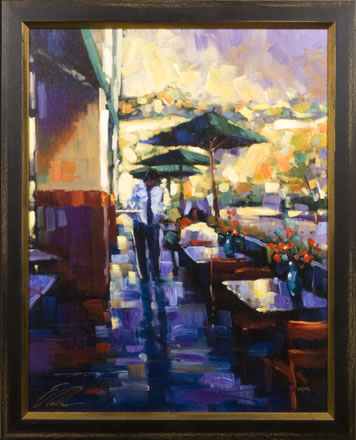 Michael Flohr 2006 Gallery Event - Lunch Date
