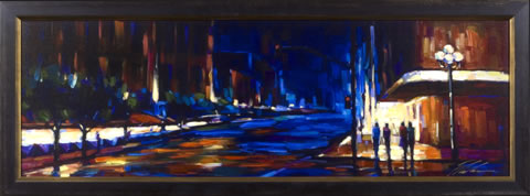 Michael Flohr 2006 Gallery Event - Uptown