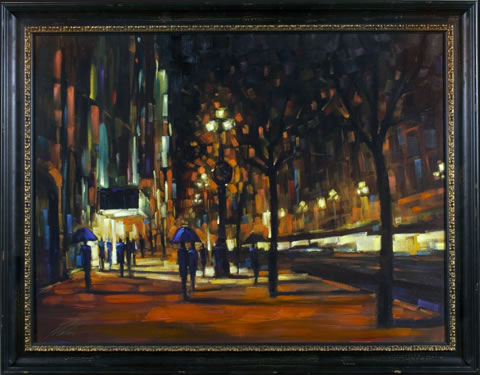 Michael Flohr 2006 Gallery Event - Timeless Moment