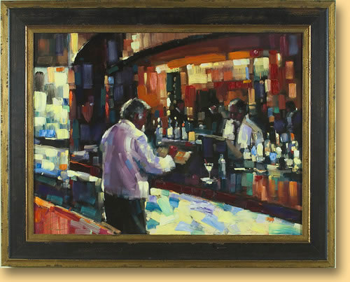 Michael Flohr Show 2006 - Reflections
