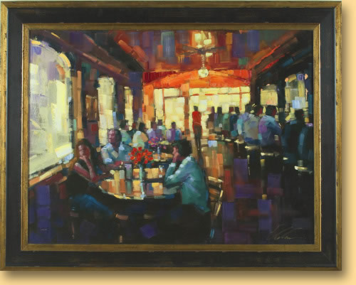 Michael Flohr Show 2006 - Sunset Grill